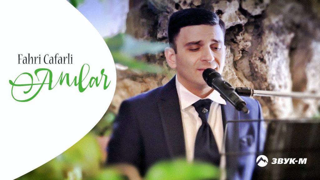 Fahri Cafarli ile Anılar